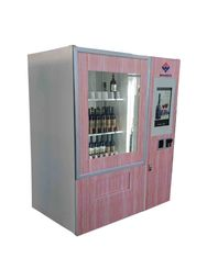 Китай Produced Indoor Use Smart Vending Machine With Different Payment Devices завод