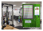 Public Salad Jar Vending Machine With Conveyor System For Gym University