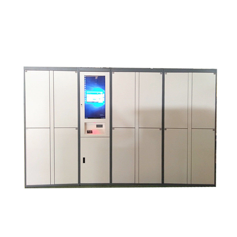 Durable Structure Electronic Laundry Locker For Indoor Dry Clean Business