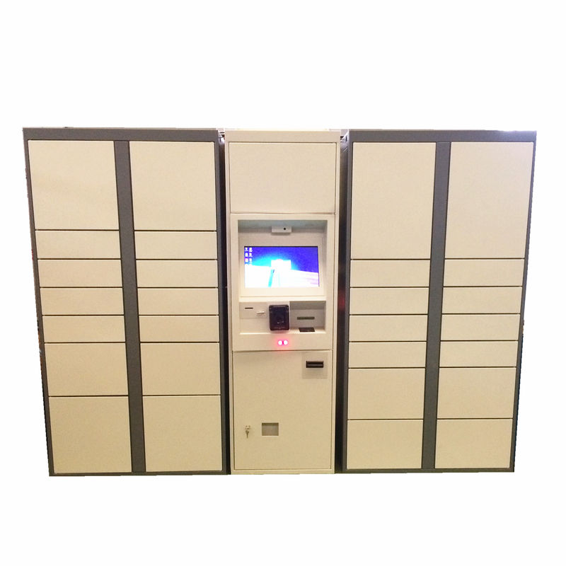 Intelligent Logistics Parcel Delivery Lockers With Online Shopping Click & Collect Solution