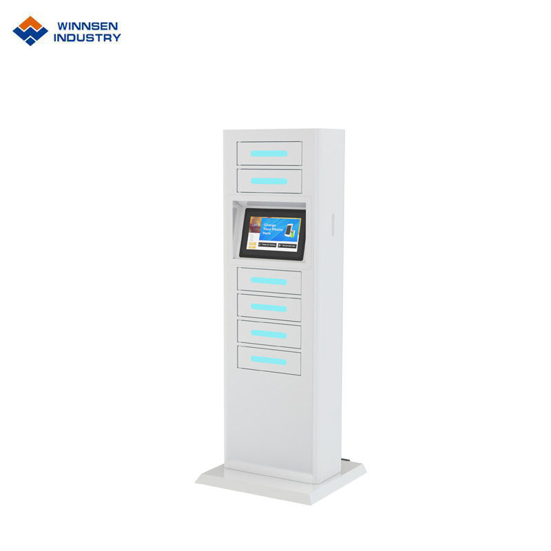 UV Steriliser Light Phone Charging Locker with Quick Charge and Remote Management System
